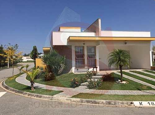 Casa de Condomínio, código 66 em Sorocaba, bairro Cajuru do Sul