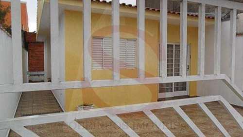 Casa, código 97 em Sorocaba, bairro Terras de Arieta