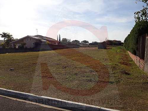 Terreno de Condomínio, código 142 em Itu, bairro Condomínio Village Castelo