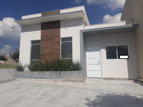 Casa de Condomínio, código 227 em Sorocaba, bairro Jardim Terras de São Francisco