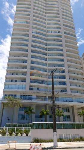 Apartamento, código 635 em Praia Grande, bairro Boqueirão