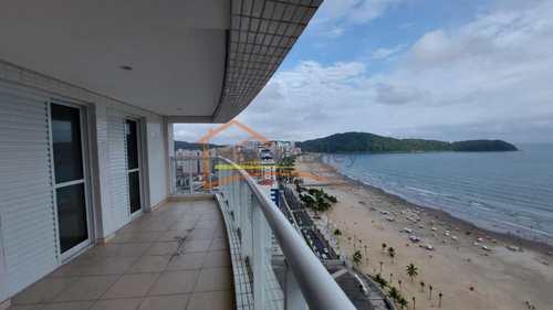 Apartamento, código 633 em Praia Grande, bairro Boqueirão