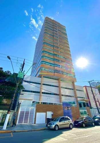 Apartamento, código 631 em Praia Grande, bairro Boqueirão