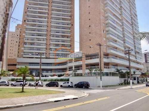 Apartamento, código 626 em Praia Grande, bairro Guilhermina