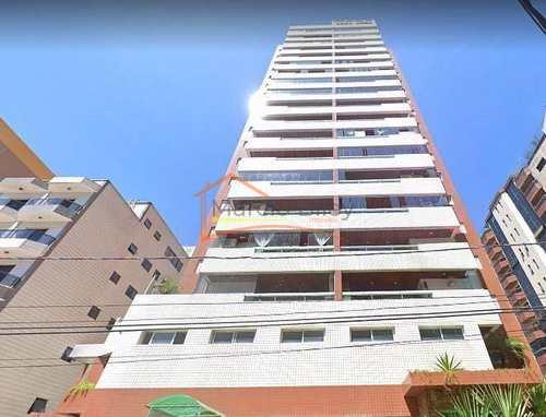 Apartamento, código 623 em Praia Grande, bairro Guilhermina