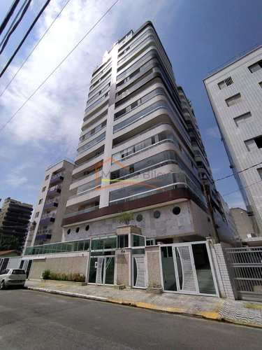 Apartamento, código 620 em Praia Grande, bairro Guilhermina