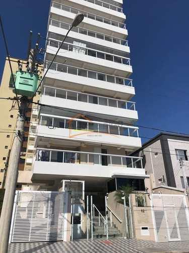 Apartamento, código 608 em Praia Grande, bairro Tupi