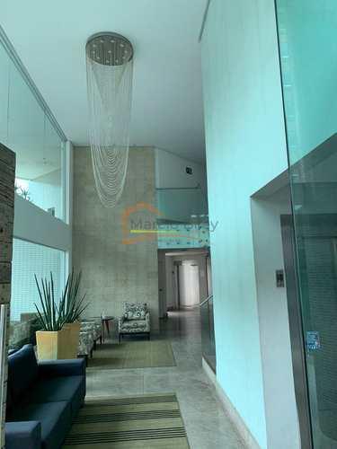 Apartamento, código 606 em Praia Grande, bairro Caiçara