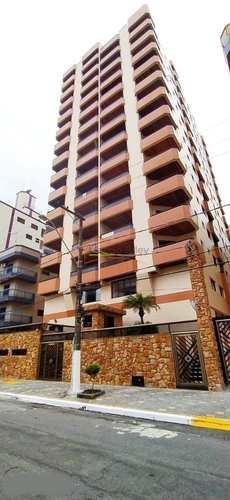 Apartamento, código 599 em Praia Grande, bairro Tupi