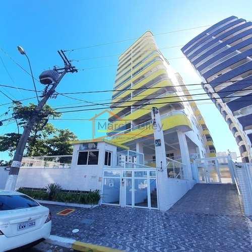 Apartamento, código 597 em Praia Grande, bairro Mirim