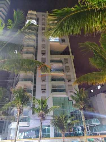 Apartamento, código 595 em Praia Grande, bairro Caiçara
