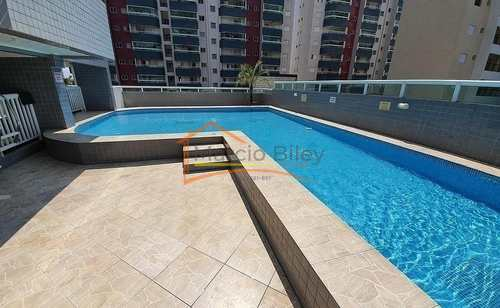 Apartamento, código 593 em Praia Grande, bairro Ocian