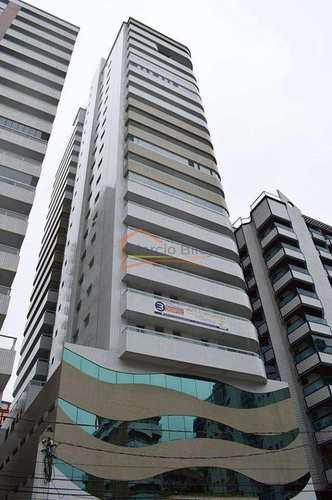 Apartamento, código 592 em Praia Grande, bairro Guilhermina