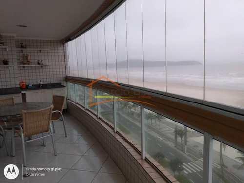 Apartamento, código 588 em Praia Grande, bairro Aviação