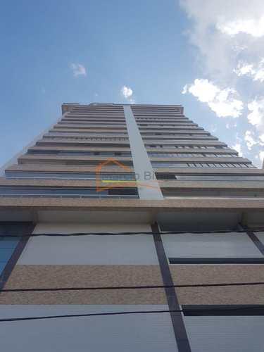 Apartamento, código 579 em Praia Grande, bairro Guilhermina