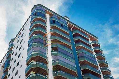 Apartamento, código 578 em Praia Grande, bairro Canto do Forte