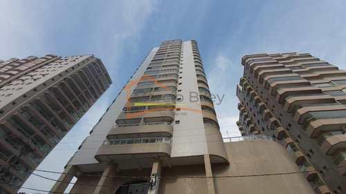 Apartamento, código 577 em Praia Grande, bairro Tupi