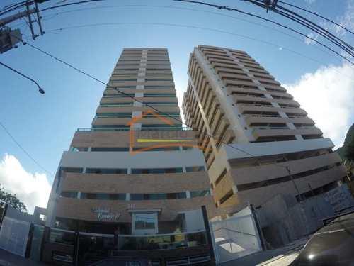 Apartamento, código 576 em Praia Grande, bairro Canto do Forte