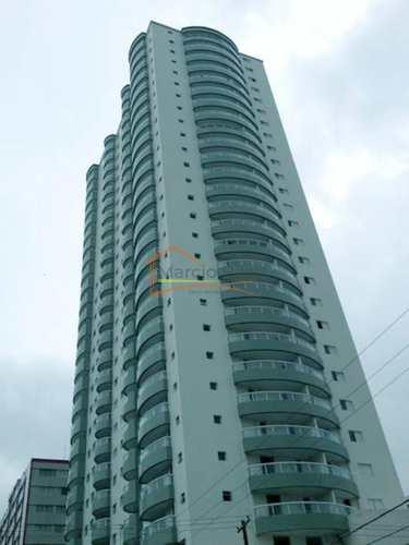 Apartamento, código 575 em Praia Grande, bairro Aviação