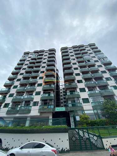 Apartamento, código 574 em Praia Grande, bairro Guilhermina
