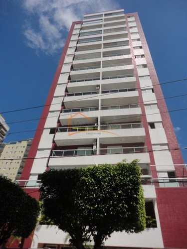 Apartamento, código 573 em Praia Grande, bairro Canto do Forte