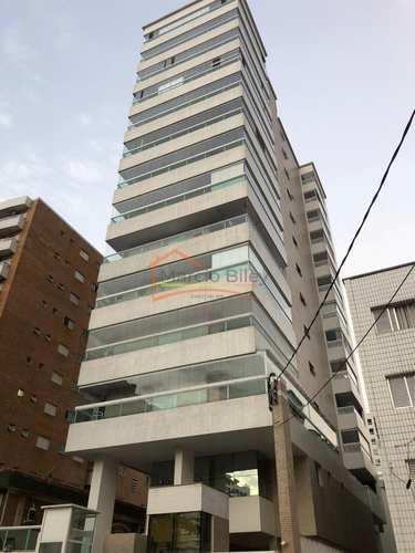 Apartamento, código 566 em Praia Grande, bairro Canto do Forte