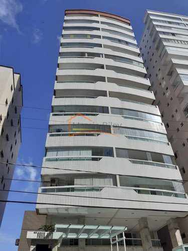Apartamento, código 561 em Praia Grande, bairro Guilhermina