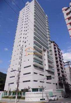 Apartamento, código 563 em Praia Grande, bairro Boqueirão