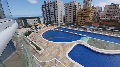 Apartamento, código 546 em Praia Grande, bairro Aviação