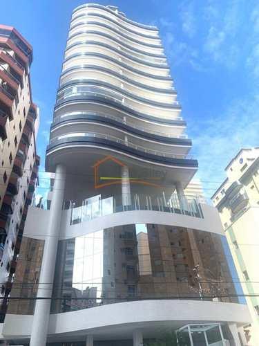 Apartamento, código 539 em Praia Grande, bairro Guilhermina