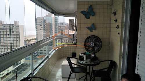 Apartamento, código 534 em Praia Grande, bairro Guilhermina