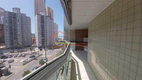 Apartamento, código 532 em Praia Grande, bairro Guilhermina