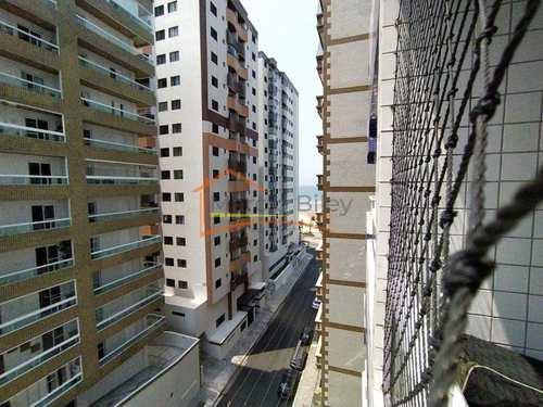 Apartamento, código 528 em Praia Grande, bairro Ocian