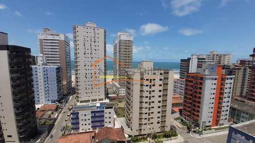 Apartamento, código 527 em Praia Grande, bairro Aviação
