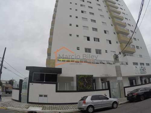Apartamento, código 526 em Praia Grande, bairro Tupi