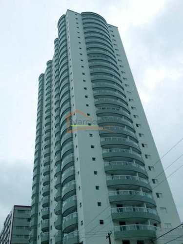 Apartamento, código 521 em Praia Grande, bairro Aviação