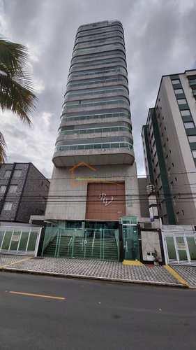 Apartamento, código 515 em Praia Grande, bairro Aviação