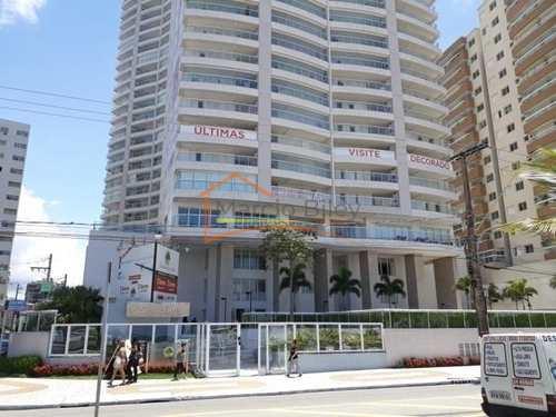 Apartamento, código 505 em Praia Grande, bairro Guilhermina