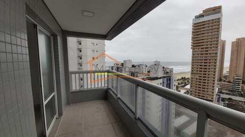 Apartamento, código 508 em Praia Grande, bairro Boqueirão