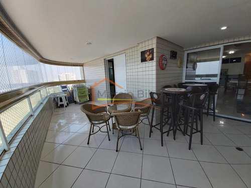 Apartamento, código 499 em Praia Grande, bairro Aviação
