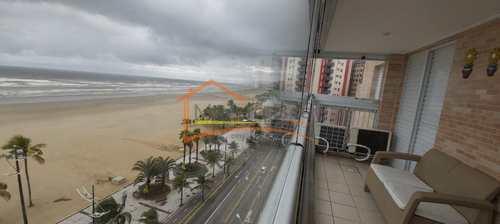 Apartamento, código 493 em Praia Grande, bairro Guilhermina