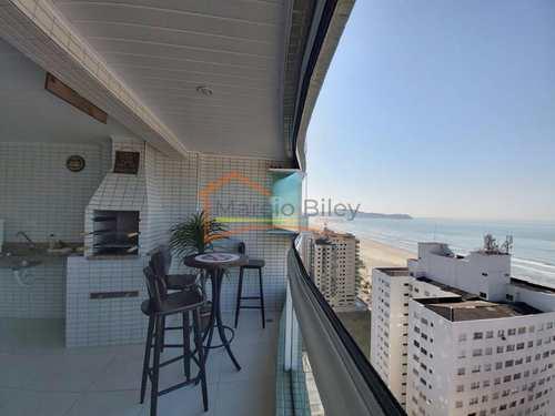 Apartamento, código 492 em Praia Grande, bairro Aviação