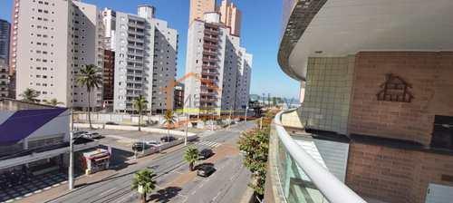 Apartamento, código 491 em Praia Grande, bairro Guilhermina