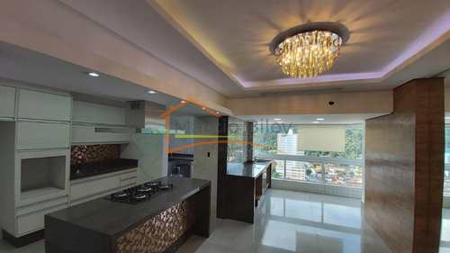 Apartamento, código 480 em Praia Grande, bairro Canto do Forte