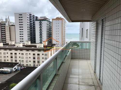 Apartamento, código 461 em Praia Grande, bairro Guilhermina