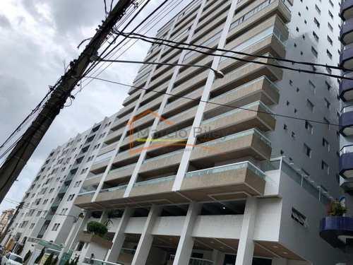 Apartamento, código 460 em Praia Grande, bairro Guilhermina