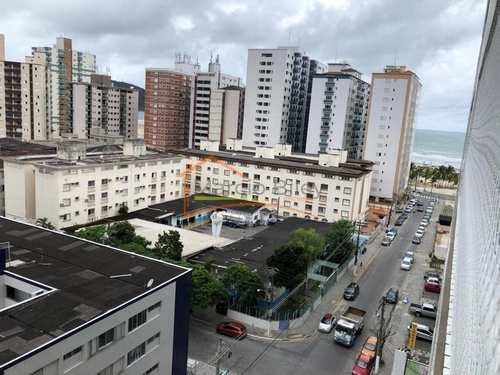 Apartamento, código 459 em Praia Grande, bairro Guilhermina