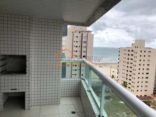 Apartamento, código 454 em Praia Grande, bairro Guilhermina