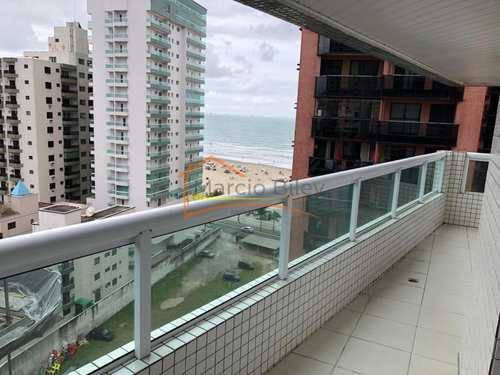 Apartamento, código 453 em Praia Grande, bairro Guilhermina