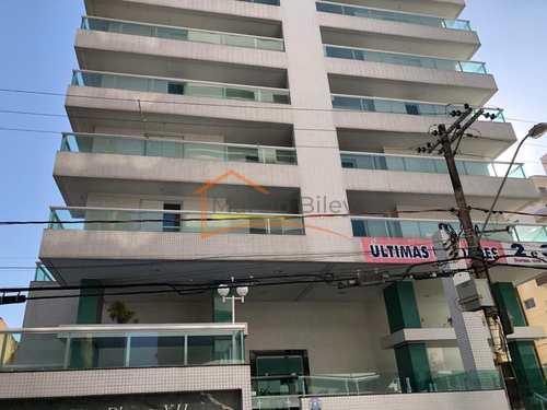 Apartamento, código 447 em Praia Grande, bairro Ocian